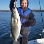 February 2016 Lake Lanier Fishing Report