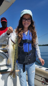 Lanier Bass Fishing