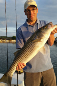 Lanier Striped Bass