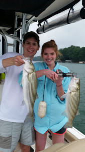 Lake Lanier Fishing Fun