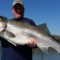 Awesome March Lake Lanier Striper