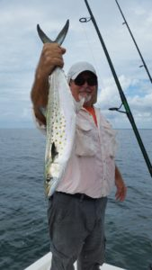 Salt Water Fishing with Capt. Ron