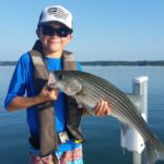 August 2017 Lake Lanier Fishing Report