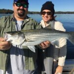 November 2019 Lake Lanier Striper Fishing Report