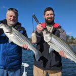January 2020 Lake Lanier Striper Fishing Report