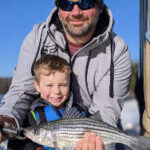 March 2020 Lake Lanier Striper Fishing Report