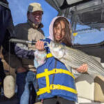 December 2020 Lake Lanier Striper Fishing Report