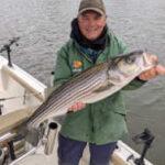 January 2021 Lake Lanier Striper Fishing Report