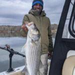 February 2021 Lake Lanier Striper Fishing Report