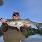 Lake Lanier Striper Fishing Photos May 2021