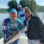 July 2021 Lake Lanier Striper Fishing Report