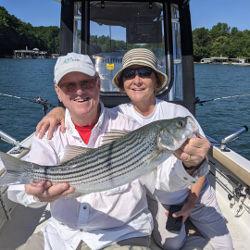 Lanier Fishing Fun