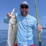 September 2021 Lake Lanier Striper Fishing Photos